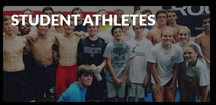Fitness for Student Athletes near Roswell GA